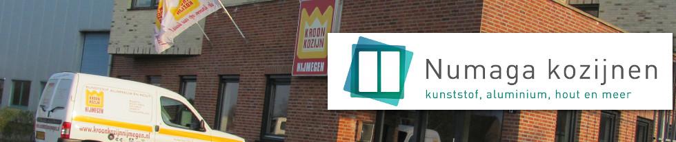 Kroon Kozijn Nijmegen wordt Numaga Kozijnen Select Windows Partner