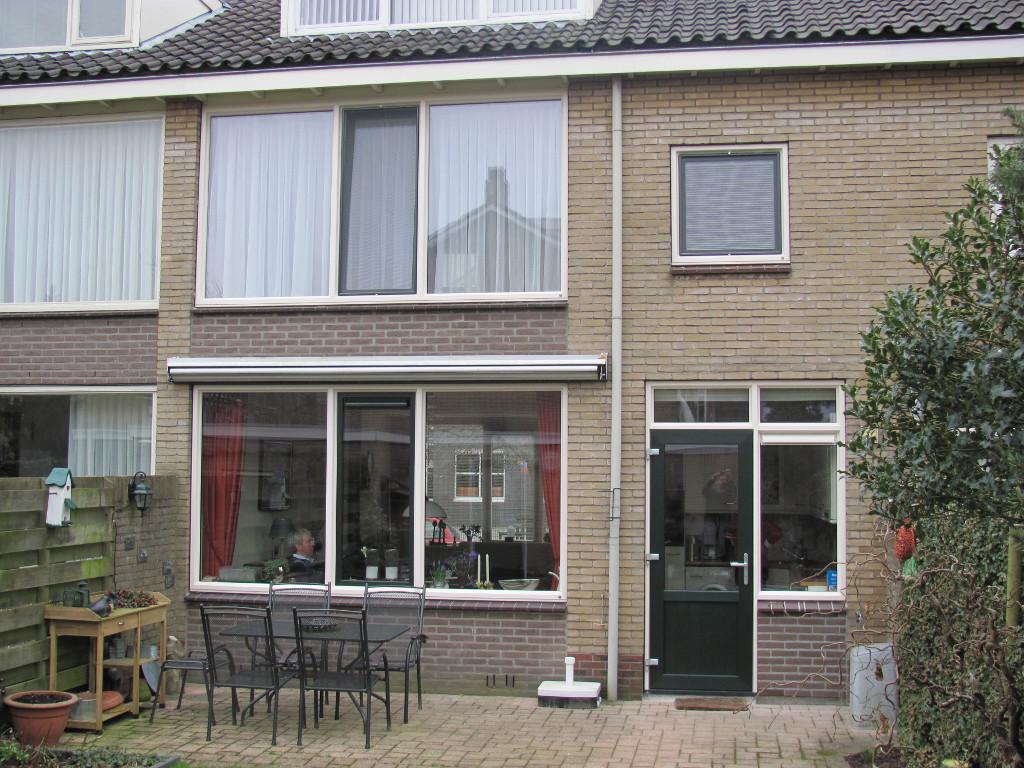 Numaga Kozijnen Nijmegen - Vervanging Kozijnen achtergevel in de wijk Hees te Nijmegen