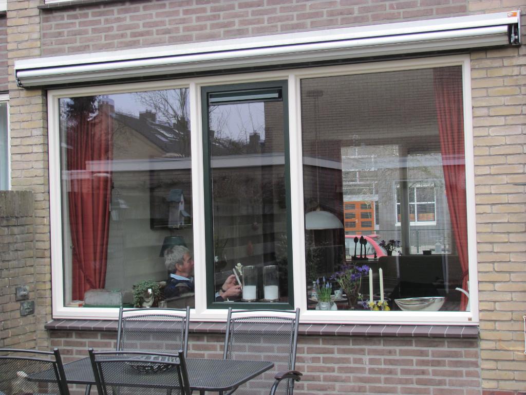 Numaga Kozijnen Nijmegen - Vervanging Ramen en Kozijnen achterkant in de wijk Hees te Nijmegen